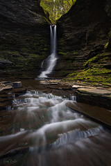 excelsior ([Adam Baker]) Tags: ny green canon flow waterfall spring long exposure hiking upstate fresh amphitheater watkinsglen 1635l adambaker 5dmkii exelsiorglen