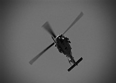 Pave Low (J @BRX) Tags: blackandwhite usa nikon noir helicopter usaf raf usairforce gunship lakenheath pavelow march2016