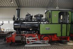 Dampflokomotive Nr 6 Henschel Fabia / 24011 / 24014 / 1939 / 50 PS / Bn2t in Frankfurter Feldbahn Museum 21-05-2016 (marcelwijers) Tags: 6 museum ps 50 nr gauge narrow 1939 frankfurter fabia dampflokomotive stoomlocomotief schmalspur henschel smalspoor 24011 24014 feldbahn bn2t stoomloc veldspoor 21052016