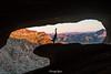Desbah (charyazziephotos) Tags: sunset arizona cactus hiking scenic trails handstand superstitionmountains sunsetcolors peraltatrail azhiking wavecaveaz desbahyazzie