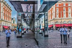 Chrome (James Neeley) Tags: london covengarden jamesneeley