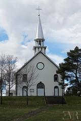 glise Saint-Stanislas-Kotska, Ascot Corner, Qc (1894) (E-M Costard) Tags: old canada building church rural village quebec campagne glise estrie btiments rurale cantonsdelest evemarie