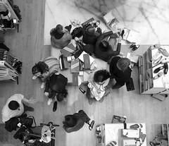 Shopping Fever (TablinumCarlson) Tags: leica shop lady shopping shoe store pc women north agony nrw choice dusseldorf dsseldorf der qual schuhe duesseldorf nordrheinwestfalen rheinland geschft fever departement kaufhaus wahl breuninger northrhinewestphalia rhinewestphalia