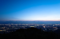 Tropopause (tsuna72) Tags: japan fukuoka twilight dusk bluemoment   pentaxk30 pentax k30