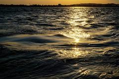The waves (sonica@2006) Tags: sun lake its japan this is waves glare good like it fujifilm shizuoka shining fujinon hamana xm1 platinumheartaward lakehamanako xf35mm