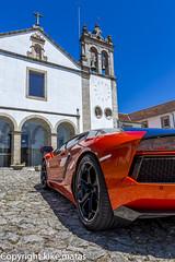 Lamborghini (kike.matas) Tags: portugal canon paisaje coche contraste rueda lamborghini chaves deportivo canonef1635f28liiusm kikematas canoneos6d lightroom4