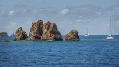 """The Indians""  BVI (Alida's Photos) Tags: rocks sailing snorkel scuba indians bvi britishvirginislands"