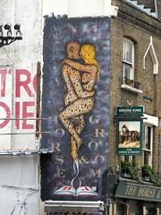 The Horse & Groom (stillunusual) Tags: uk travel england urban streetart london wall graffiti pub mural cityscape streetphotography wallart urbanart shoreditch urbanlandscape boozer urbanscenery 2016 travelphotography ldn travelphoto urbanwalls londonstreetart travelphotograph londonstreetphotography wallporn graffitiporn