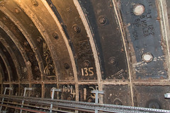 7D2_6311 (c75mitch) Tags: london abandoned station train underground cross charing charingcross filmset hiddenlondon callummitchell