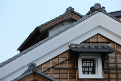 Classic style (Teruhide Tomori) Tags: roof house building window japan wall architecture construction culture tradition  gifu japon