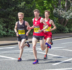 Manchester 2016 Run (4) (alsimages1 - Thank you for 860.000 PAGE VIEWS) Tags: old sun rain manchester fun shower blind tunnel run professional runners trafford runner amateur lowry participants the 2016