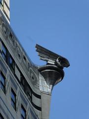 Corner Caps (failing_angel) Tags: usa newyork manhattan empirestatebuilding artdeco chryslerbuilding grandcentralterminal ussa williamvanalen nirosta walterpchrysler chryslercorporation warrenwetmore reedstem radiatorcaps 300515 nichtrostenderstahl