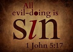 1 John 5:17 (joshtinpowers) Tags: john bible scripture