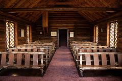 GTY_0132 (Kerri M.) Tags: wyoming grandtetonnationalpark tetons grandteton nationalparks chapelofthetransfiguration chapel church mountainchurch mountainchapel