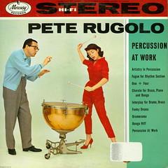 Percussion at Work (davidgideon) Tags: records percussion vinyl lp exotica spaceagepop
