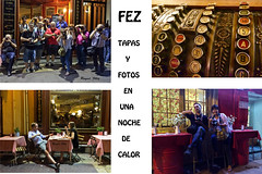 SALIDA NOCTURNA FEZ (raquel_felez) Tags: noche y zaragoza tapas fez fotos nocturna salida 2016 calurosa