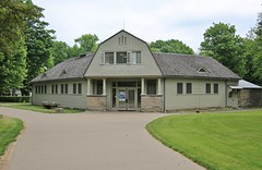 0U1A7025 James A Garfield NHS - Carriage House, visitor center (colinLmiller) Tags: ohio house museum us nps president dot nhs nationalparkservice mentor 2016 usdepartmentoftheinterior jamesagarfieldnationalhistoricsite