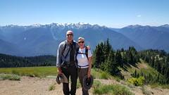Hiking Hurricane Ridge in Olympic NP - WA