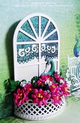 Floral Balcony 2 (Nupur Creatives) Tags: heartfelt creations heartfeltcreations
