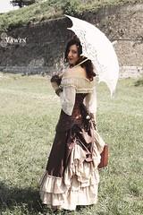 Amaryllis Blackpearl (Vawen) Tags: italy costume funny cosplay victorian steam cosplayer steamer gentleman friuli steampunk palmanova victorianlady steampunkitalia steampunknordest
