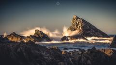 Light and Shade (Augmented Reality Images (Getty Contributor)) Tags: canon coastline landscape leefilters light longexposure morayshire nature portknockie rocks scotland sea seascape water waves