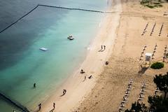 Tiger Beach (Steve Wan^_______________,^) Tags: travel love beach japan hotel monterey tiger daughter journey join wife fujifilm okinawa  x100t