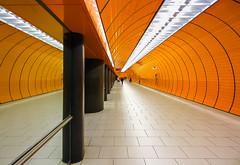 U-Bahn Marienplatz (epemsl) Tags: marienplatz ubahn mnchen