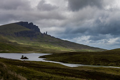 Old Man of Storr (Alex_Wyatt_Photos) Tags: old uk man colour skye landscape scotland highlands loch storr