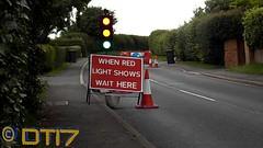 Broken Traffic Light (daleteague17) Tags: road light broken lights trafficlight traffic roadworks works brokentrafficlights