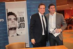 Vladimir Netto lana livro sobre operao Lava Jato em Braslia (GFfotografias) Tags: vladimir netto lana livro sobre operao lava jato em braslia