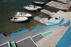 (georgedks) Tags: sea boat day fuji greece mandraki milos x70