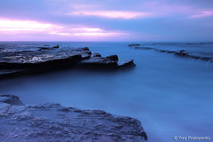 Turimetta Blue Hour (renatonovi1) Tags: turimetta bluehour sunrise beach sea ocean rocks sydney nsw australia water seascape landscape