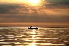 Sunset over Ringkbing Fjord (Denmark) (Flemming Pedersen (gummianders)) Tags: canon canon7d canon1585mmf3556 ringkbingfjord sommer summer sunset solnedgang water vand udendrs outdoor