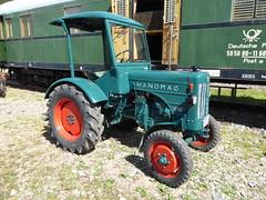 Hanomag R16 (thomaslion1208) Tags: hanomag traktor trekker oldtimer landmaschinen