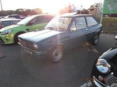 1980 Ford Fiesta (Alpus) Tags: cars august hatch rare brands 2014