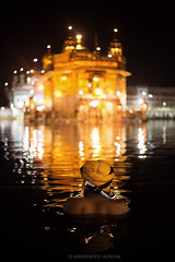 """Holy Dip"" (Amaninder hunjan) Tags: india religious temple golden holy incredible amritsar natgeo incredibleindia"