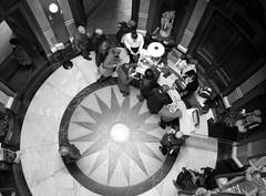 visitors (Judy **) Tags: people haarlem visitors mensen bezoekers 2015 teylersmuseum 100pictures