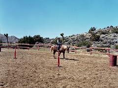 Erika in the Pen Mamiya (chillbay) Tags: california desert joshuatree palmdesert