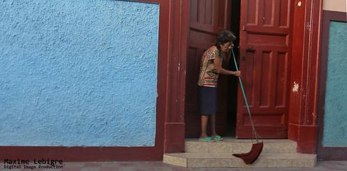 colores de Antigua - Nicaragua