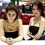 Sexy presenters for Chevrolet at the 36th Bangkok International Motor Show thumbnail