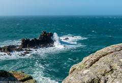 High Winds at Seas at Lands End (Wayne Cappleman (Haywain Photography)) Tags: uk sea photography high cornwall cove wayne hampshire views end lands winds farnborough seas haywain cappleman