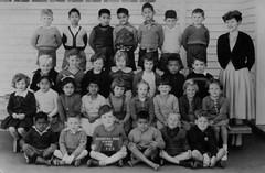 Richmond Road, Auckland, New Zealand (theirhistory) Tags: school girls boys socks kids children photo shoes child dress sandals group skirt class teacher bow junior jumper shorts form maori wellies primary rubberboots