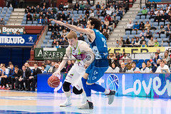 Gipuzkoa Basket vs Laboral Kutxa (Ortzi Omeñaka) Tags: españa basket euskadi donostia gbc baskonia ligaacb donostiarena2016 jornada25 gipuzkoabasketclub laboralkutxa ligaendesa20142015