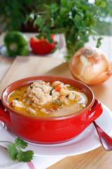 Fish & Coconut Milk Stew - Moqueca de Peixe (Regina A Melo) Tags: fish coconut coconutmilk