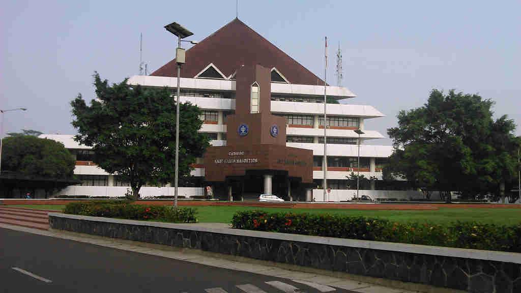 Kampus IPB Dramaga Bogor