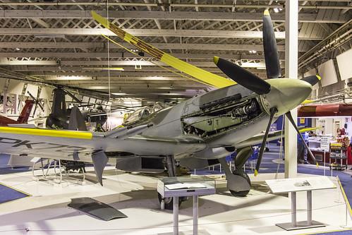 Supermarine Spitfire F24