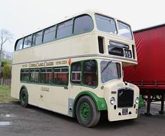 Bristol  Crosville 627HFM  Frank Hilton 05042015 157 (Frank Hilton.) Tags: classic vintage frank hilton historic vehicles trucks transportphotos frankhilton classicbuscoach frankhilton05042015