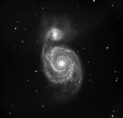M51 (kieranprooney) Tags: irishastronomy