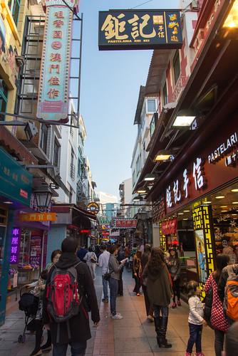 Taipa street