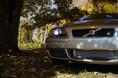 Volvo S60R (CluelessSnaps) Tags: fall car design volvo sweden picture moose swedish turbo r t5 s60 intercooler